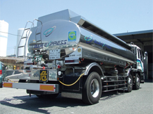 Tank Trucks for Hydrofluoric Acid